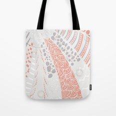 Orange world Tote Bag
