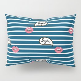 Bonjour sailor! Pillow Sham