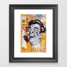 Mail Me Art Framed Art Print
