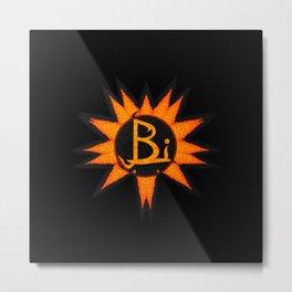 JBI - 16 Metal Print