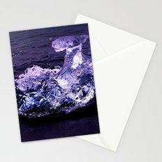 ice wave breaker Stationery Cards