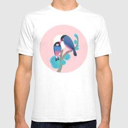 Java sparrows T-shirt