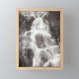 Amicalola Falls Framed Mini Art Print