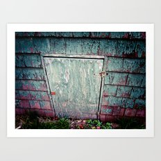 The Secret Door Art Print