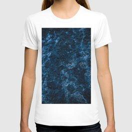 Ship's Propeller Showing Heavy Cavitation T-shirt