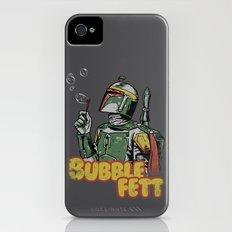 Bubble Fett iPhone (4, 4s) Slim Case
