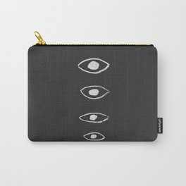 Punpun Print Carry-All Pouch