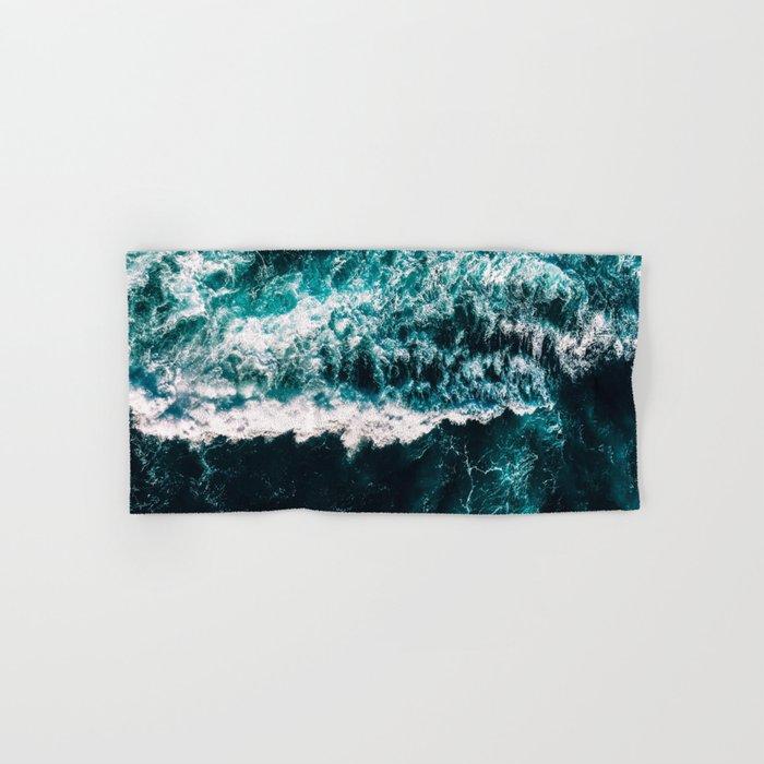 Summer Waves Hand & Bath Towel