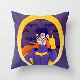 Barbara Throw Pillow