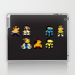 Choose Your Fighter Laptop & iPad Skin