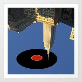 glazba v.2 Art Print