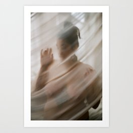 FILM - FIGURE // 13 Art Print