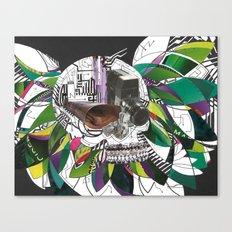 Missing Hiker Canvas Print