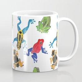 Poison Dart Frogs Coffee Mug