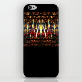 Fire Thoughts iPhone Skin