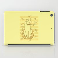 friendship iPad Cases featuring Friendship by Sarinya  Withaya