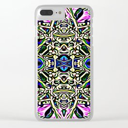 The Great Integrator Clear iPhone Case