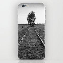 Tree tracks iPhone Skin