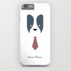 Pedigree: Boston Terrier Slim Case iPhone 6s