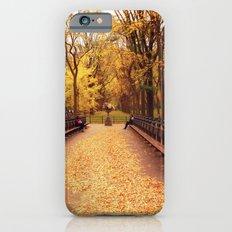 Autumn - Central Park - New York City Slim Case iPhone 6s