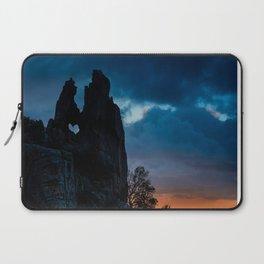Love rocks Laptop Sleeve