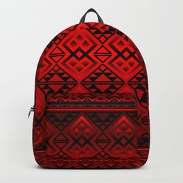 The Lodge (Red) Backpack