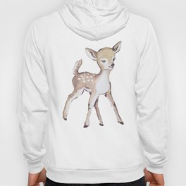 Fawn Painting Hoody