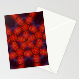 Roots Mandala Stationery Cards