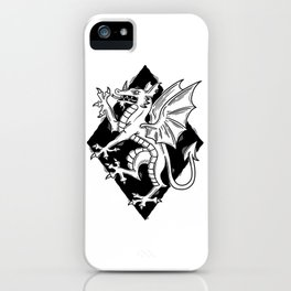 dragon armory iPhone Case