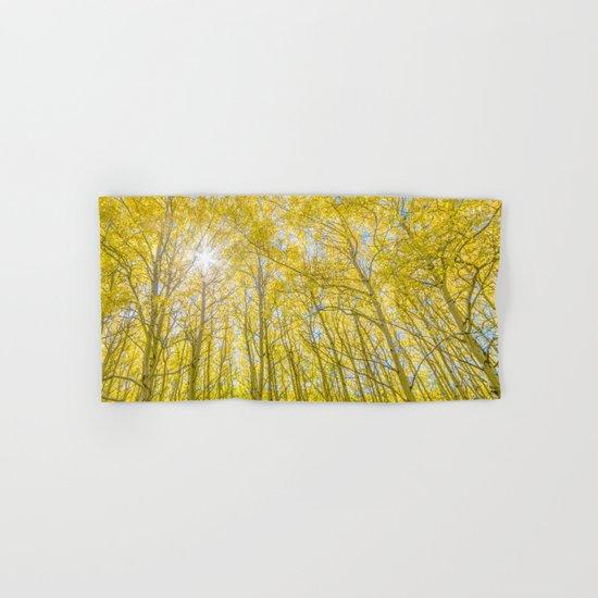 Nevermind The Trees Hand & Bath Towel