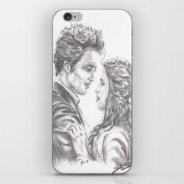 Twilight - Edward & Bella iPhone Skin