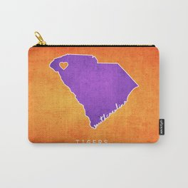 Clemson Tigers Carry-All Pouch