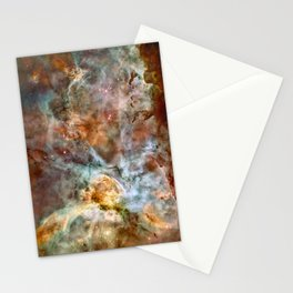 Carina Nebula, Star Birth in the Extreme - High Quality Image Stationery Cards