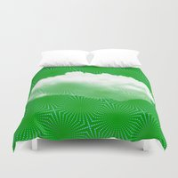 cloud Duvet Covers featuring Cloud by Mr and Mrs Quirynen