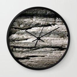Encaustic Series - Niagara Wall Clock