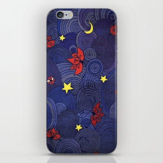 Lotus Sky iPhone & iPod Skin