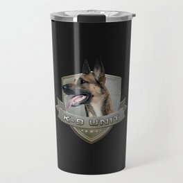 K9 Unit  - Malinois Travel Mug