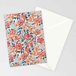 Spring Flor Adore Stationery Cards