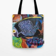 Fish 3 Series 1 Tote Bag