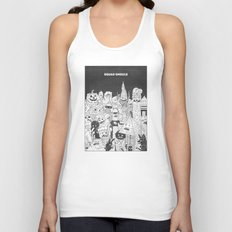 Squad Ghouls Unisex Tank Top