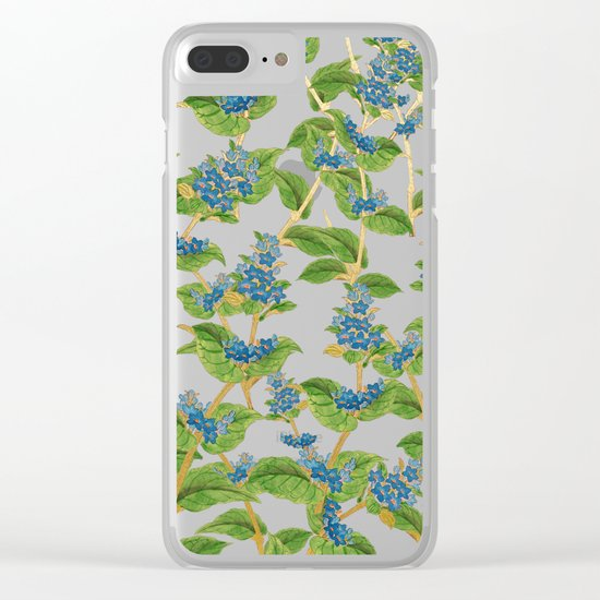 Wisteria #society6 #decor #buyart Clear iPhone Case