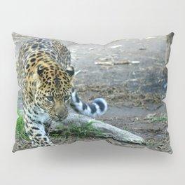 Amur Leopard Pillow Sham