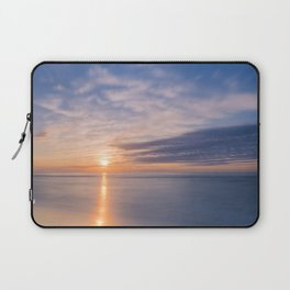 A new day, new beginning Laptop Sleeve