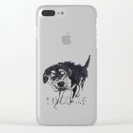 Loco AF Clear iPhone Case