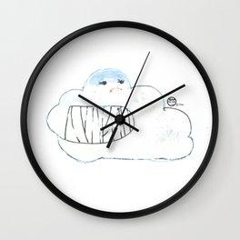 Pal-cloud Wall Clock
