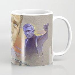 """Steve McQueen from """"Bullitt"""" (1968) Coffee Mug"""
