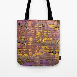 Parts and Junk and Stuff No. 1 Tote Bag