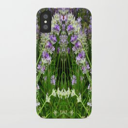 The Lavender Arch iPhone Case