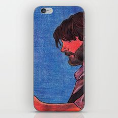 John Bell- Close Up iPhone & iPod Skin