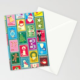 Christmas Mail Stationery Cards